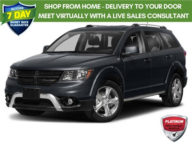 2018 Dodge Journey Crossroad (Stk: 88599) in St. Thomas - Image 1 of 10