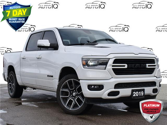 2019 RAM 1500 Sport (Stk: 90285) in St. Thomas - Image 1 of 23