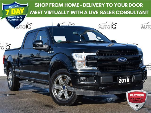 2018 Ford F-150  (Stk: 96585X) in St. Thomas - Image 1 of 30