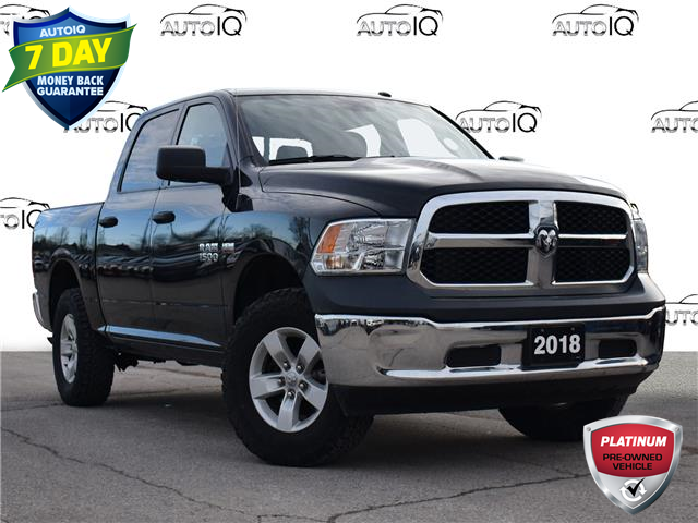 2018 RAM 1500 ST (Stk: 87546) in St. Thomas - Image 1 of 26