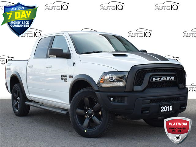 2019 RAM 1500 Classic SLT (Stk: 91801) in St. Thomas - Image 1 of 29