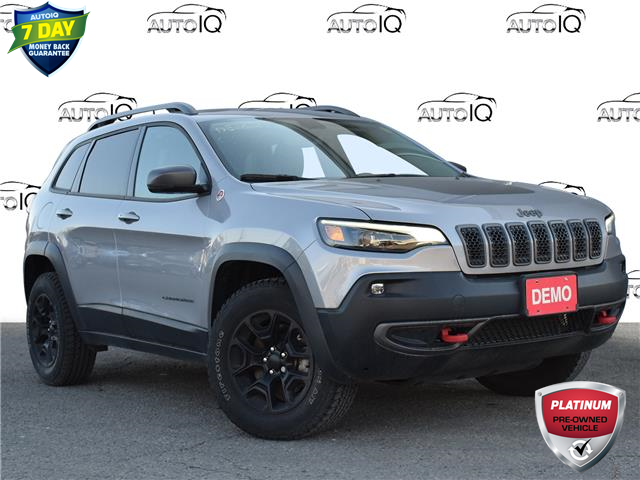 2020 Jeep Cherokee Trailhawk (Stk: 93322D) in St. Thomas - Image 1 of 28