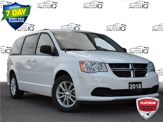 2018 Dodge Grand Caravan CVP/SXT (Stk: 89614) in St. Thomas - Image 1 of 28