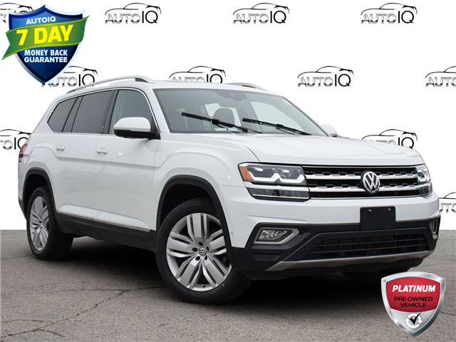 2018 Volkswagen Atlas 3.6 FSI Execline (Stk: 97126) in St. Thomas - Image 1 of 29