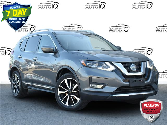 2018 Nissan Rogue  (Stk: 97142) in St. Thomas - Image 1 of 29