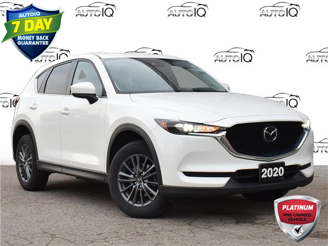 2020 Mazda CX-5 GS (Stk: 97356) in St. Thomas - Image 1 of 28