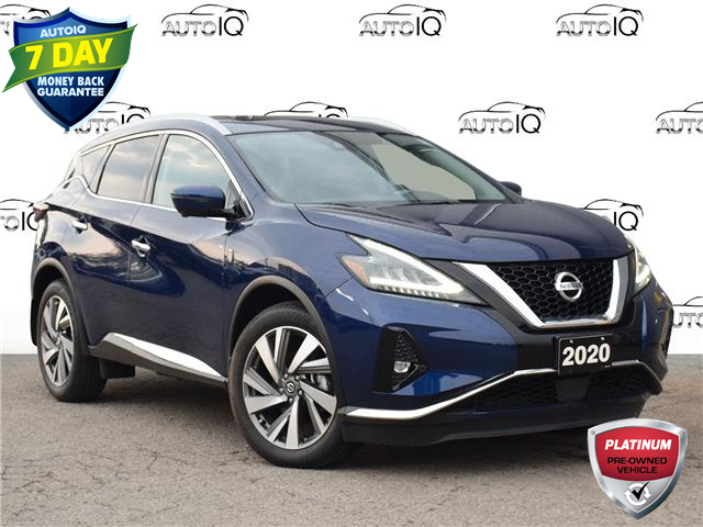 2020 Nissan Murano SL (Stk: 97383) in St. Thomas - Image 1 of 29