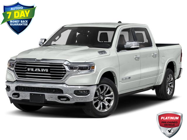 2021 RAM 1500 Limited Longhorn (Stk: 96579D) in St. Thomas - Image 1 of 9