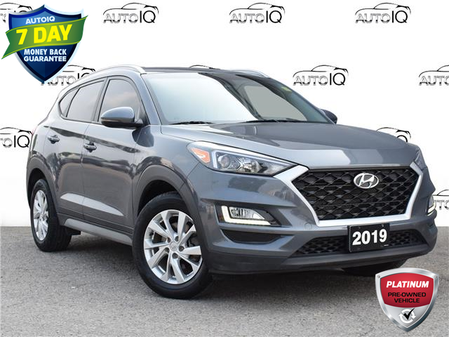 2019 Hyundai Tucson Preferred (Stk: 97482) in St. Thomas - Image 1 of 25