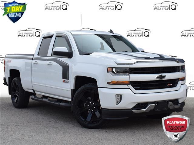 2018 Chevrolet Silverado 1500 LT (Stk: 97509) in St. Thomas - Image 1 of 27