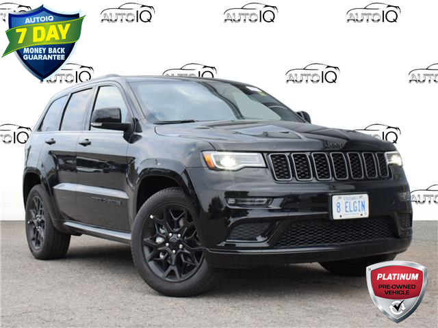 2021 Jeep Grand Cherokee Limited (Stk: 97359D) in St. Thomas - Image 1 of 28