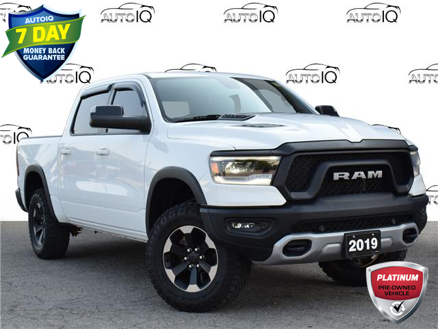 2019 RAM 1500 Rebel (Stk: 90904) in St. Thomas - Image 1 of 30