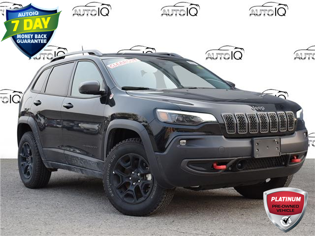 2020 Jeep Cherokee Trailhawk (Stk: 95610D) in St. Thomas - Image 1 of 30