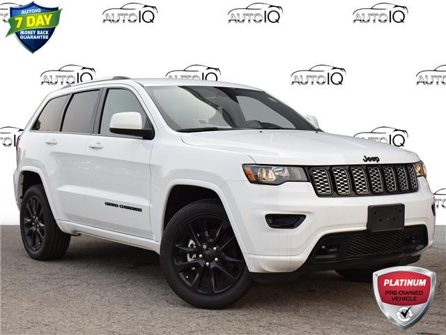 2021 Jeep Grand Cherokee Laredo (Stk: 96294D) in St. Thomas - Image 1 of 27
