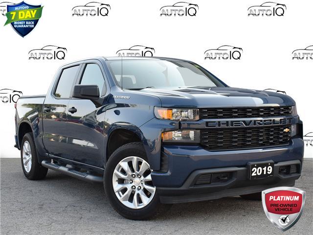 2019 Chevrolet Silverado 1500 Custom (Stk: 97519) in St. Thomas - Image 1 of 21
