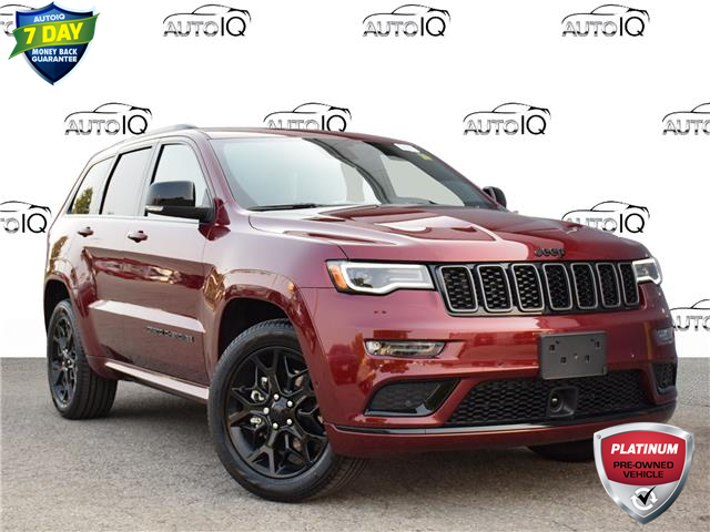 2021 Jeep Grand Cherokee Limited (Stk: 97343D) in St. Thomas - Image 1 of 27