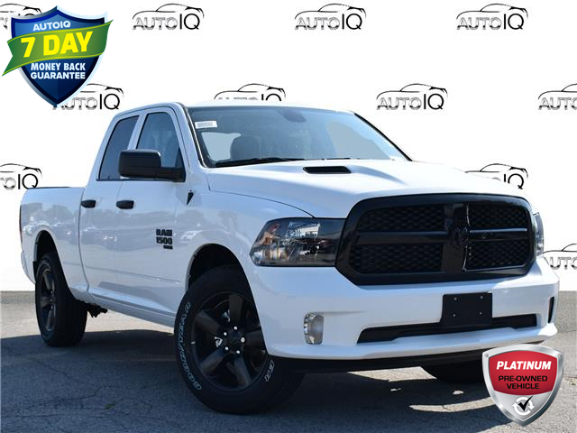2021 RAM 1500 Classic Express (Stk: 97556D) in St. Thomas - Image 1 of 24