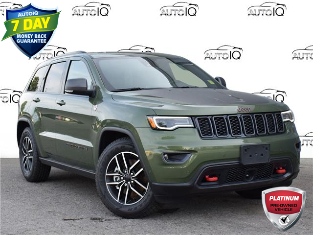 2021 Jeep Grand Cherokee Trailhawk (Stk: 97496D) in St. Thomas - Image 1 of 27