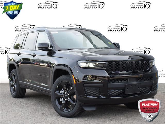 2021 Jeep Grand Cherokee L Laredo (Stk: 97627D) in St. Thomas - Image 1 of 28