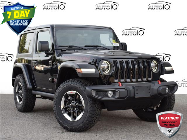 2021 Jeep Wrangler Rubicon (Stk: 97645D) in St. Thomas - Image 1 of 30