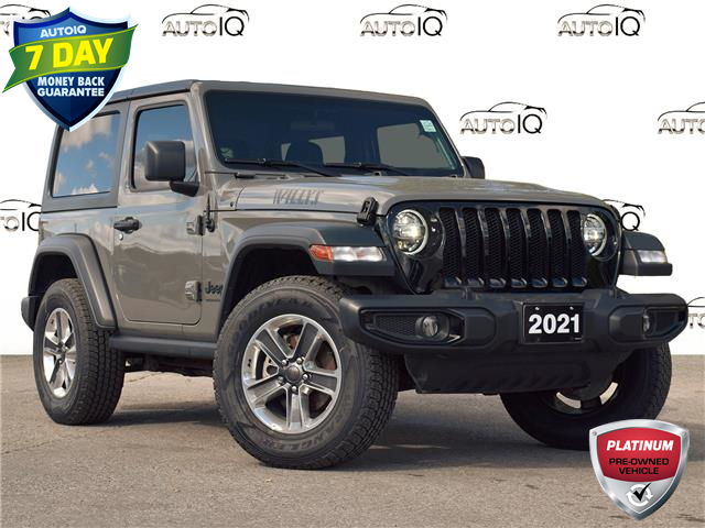 2021 Jeep Wrangler Sport (Stk: 96175) in St. Thomas - Image 1 of 29