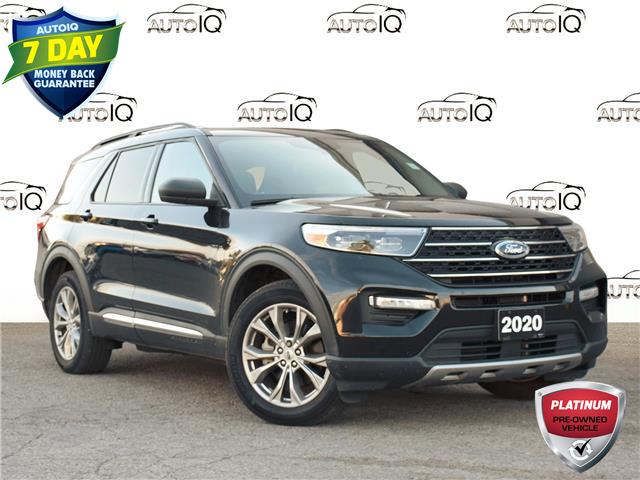 2020 Ford Explorer XLT (Stk: 97998) in St. Thomas - Image 1 of 29