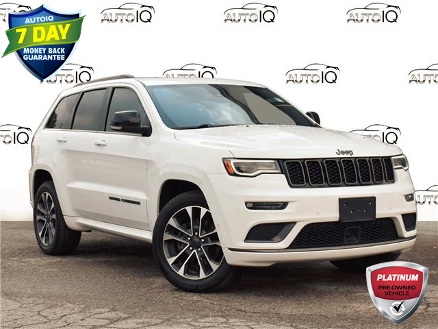 2020 Jeep Grand Cherokee Limited (Stk: 94284) in St. Thomas - Image 1 of 27