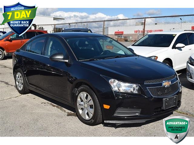 2014 Chevrolet Cruze 1LT (Stk: 92548) in St. Thomas - Image 1 of 13