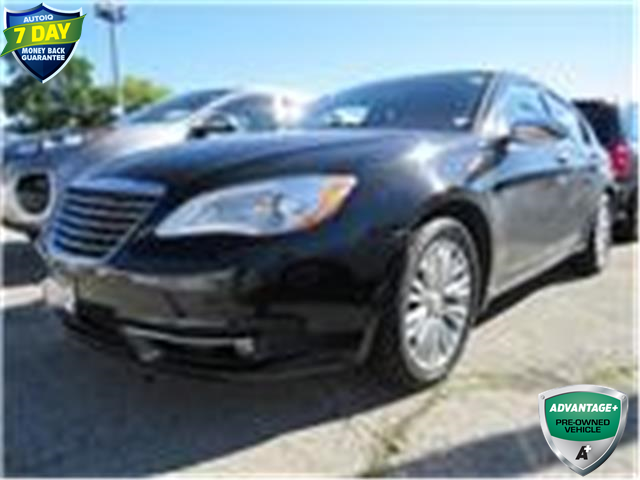2012 Chrysler 200 Limited (Stk: 95694J) in St. Thomas - Image 1 of 17