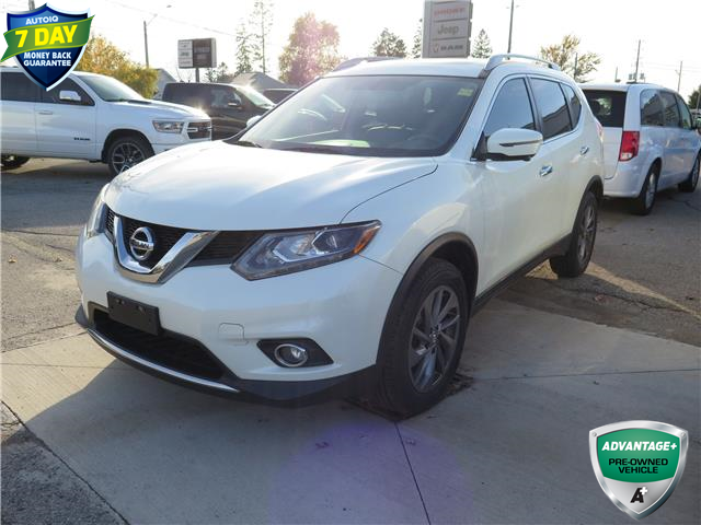 2016 Nissan Rogue  (Stk: 96056) in St. Thomas - Image 1 of 20