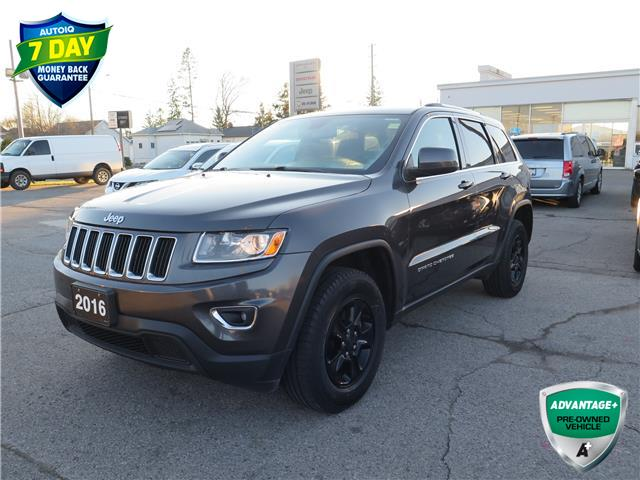 2016 Jeep Grand Cherokee Laredo (Stk: 87759) in St. Thomas - Image 1 of 16