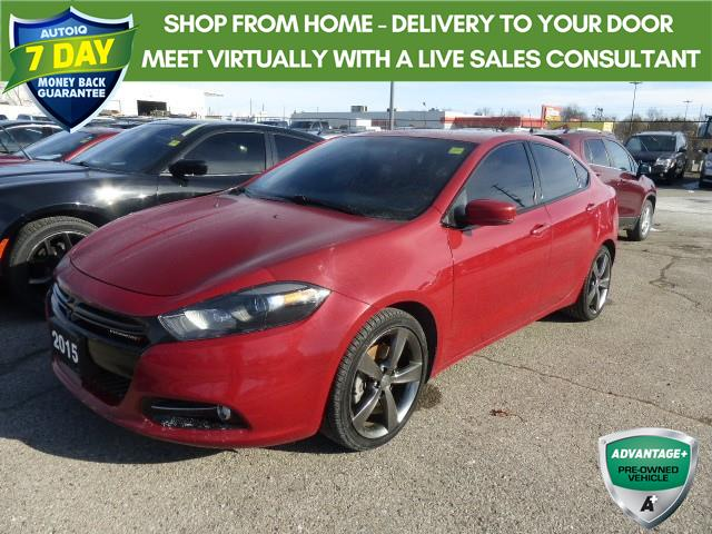 2015 Dodge Dart GT (Stk: 57685) in St. Thomas - Image 1 of 20