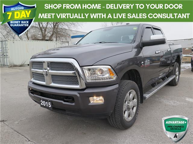 2015 RAM 2500 Longhorn (Stk: 96333) in St. Thomas - Image 1 of 21