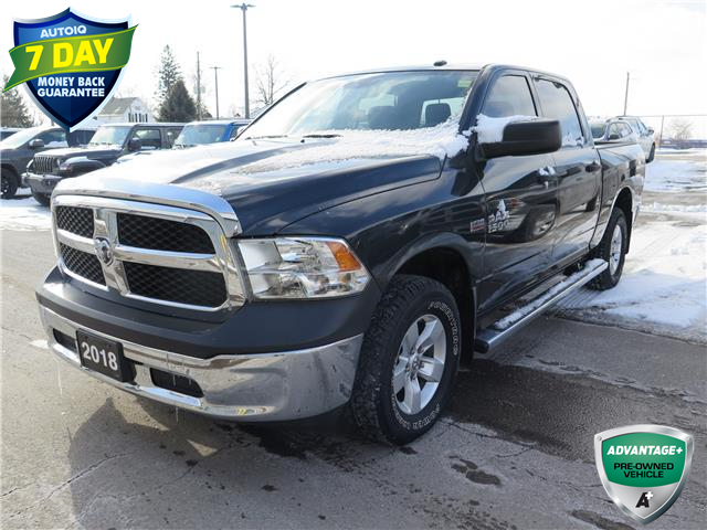 2015 RAM 1500 ST (Stk: 74961) in St. Thomas - Image 1 of 21
