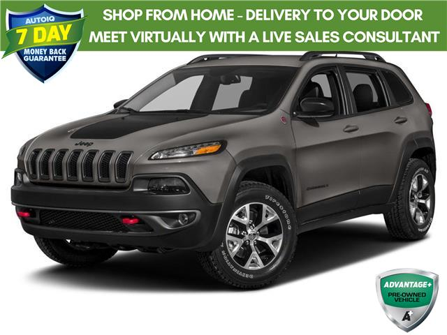 2016 Jeep Cherokee Trailhawk (Stk: 96629X) in St. Thomas - Image 1 of 11