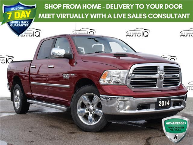 2014 RAM 1500 SLT (Stk: 96666) in St. Thomas - Image 1 of 26
