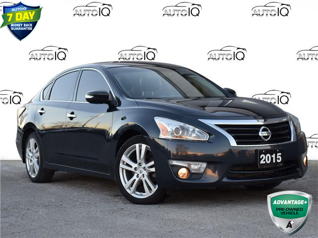 2015 Nissan Altima 3.5 SL (Stk: 88266) in St. Thomas - Image 1 of 27