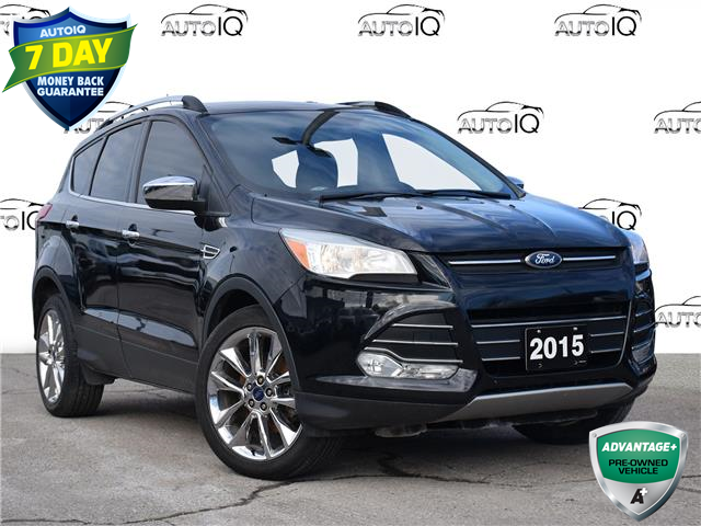 2015 Ford Escape SE (Stk: 93974X) in St. Thomas - Image 1 of 27