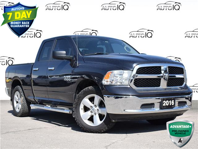2016 RAM 1500 SLT (Stk: 84701) in St. Thomas - Image 1 of 27