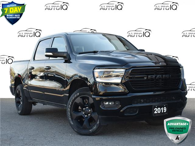 2019 RAM 1500 Sport (Stk: 96965) in St. Thomas - Image 1 of 29