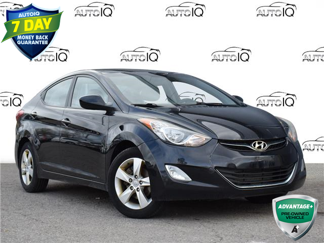 2012 Hyundai Elantra  (Stk: 47343) in St. Thomas - Image 1 of 24