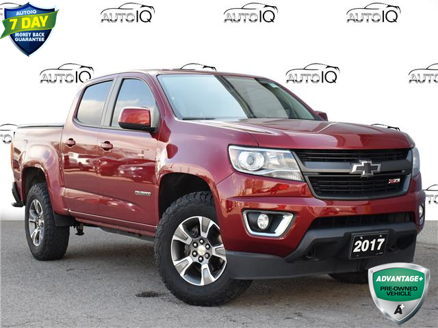 2017 Chevrolet Colorado Z71 (Stk: 96990) in St. Thomas - Image 1 of 27