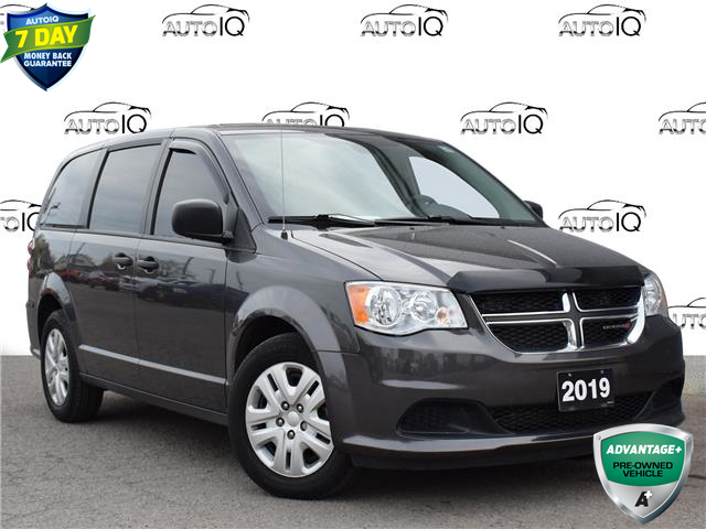 2019 Dodge Grand Caravan CVP/SXT (Stk: 97065) in St. Thomas - Image 1 of 25