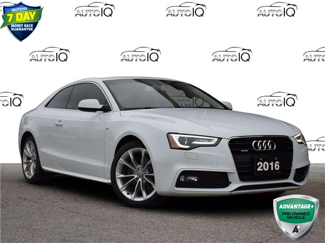 2016 Audi A5  (Stk: 95014A) in St. Thomas - Image 1 of 25