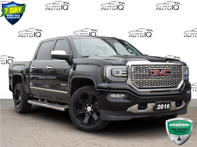 2016 GMC Sierra 1500 Denali (Stk: 97082) in St. Thomas - Image 1 of 25