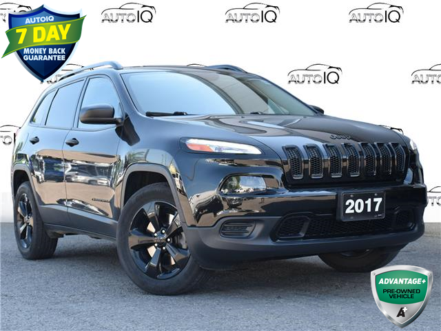 2017 Jeep Cherokee Sport (Stk: 85043X) in St. Thomas - Image 1 of 25