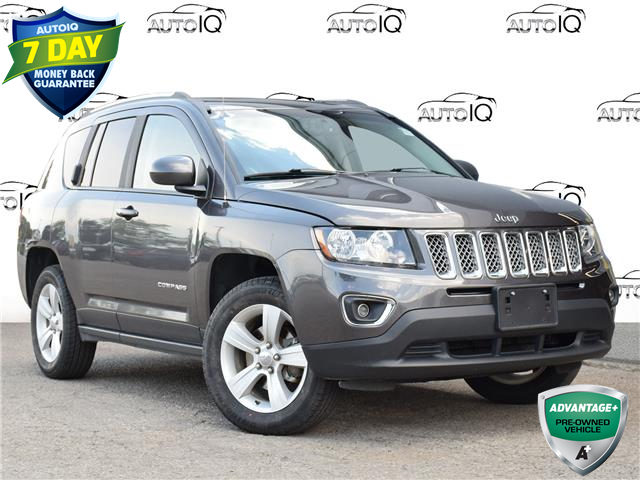2017 Jeep Compass Sport/North (Stk: 92342X) in St. Thomas - Image 1 of 24