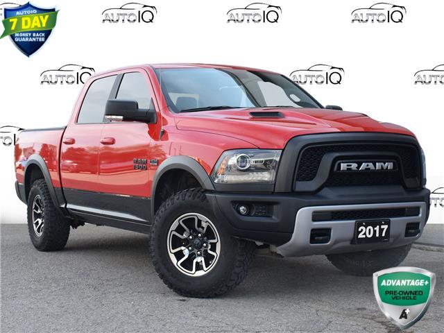 2017 RAM 1500 Rebel (Stk: 87870) in St. Thomas - Image 1 of 29