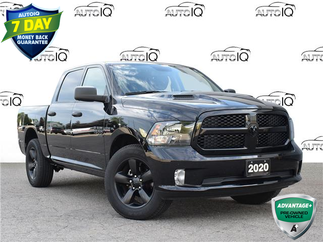 2020 RAM 1500 Classic ST (Stk: 97692) in St. Thomas - Image 1 of 28