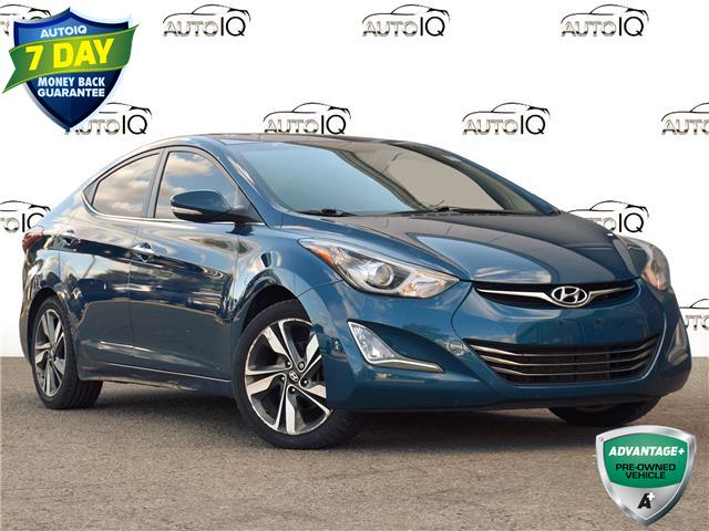 2015 Hyundai Elantra GL (Stk: 97856Z) in St. Thomas - Image 1 of 30